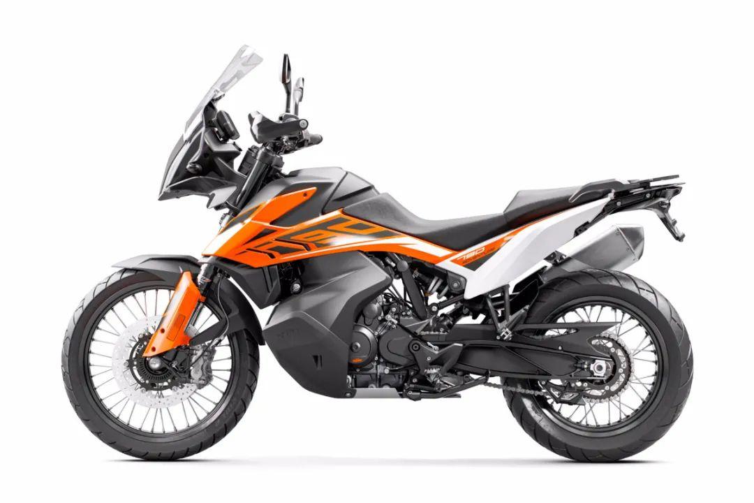 CKD威力巨大,价格调整3万左右,CKD版KTM 790 ADVENTURE & R正式发布!-第7张图片-春风行摩托车之家