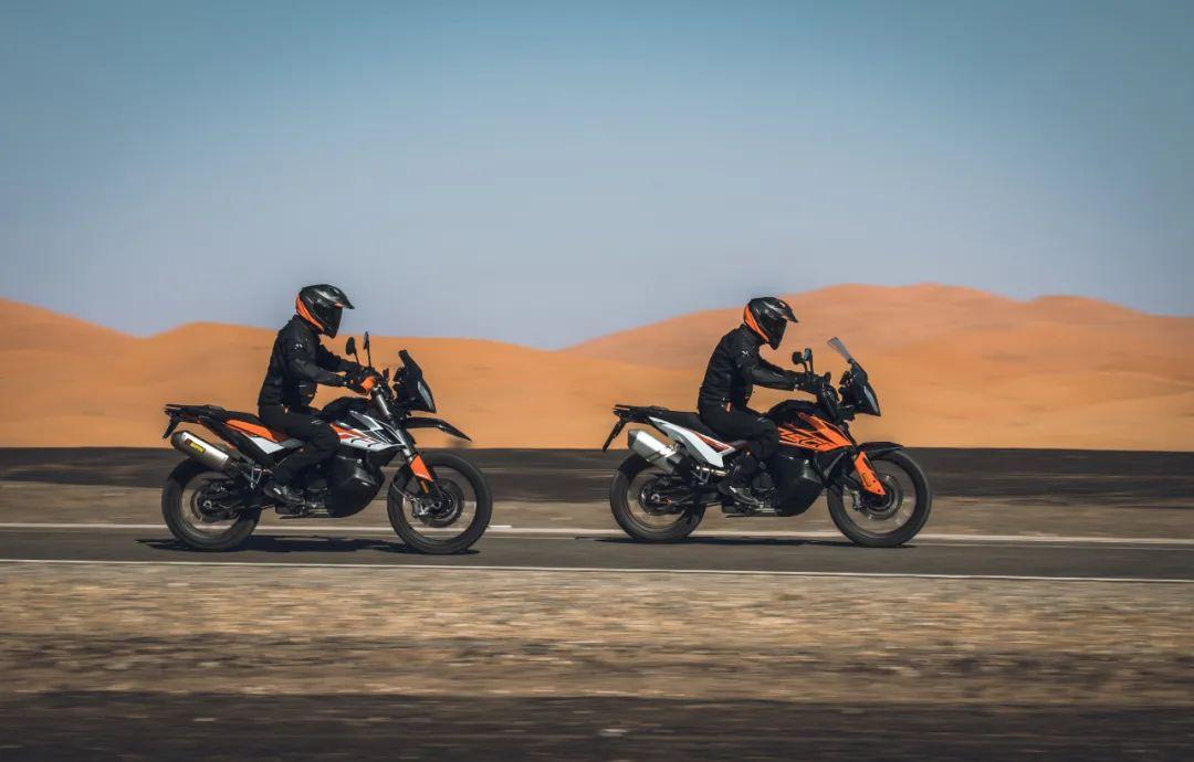 CKD威力巨大,价格调整3万左右,CKD版KTM 790 ADVENTURE & R正式发布!-第5张图片-春风行摩托车之家