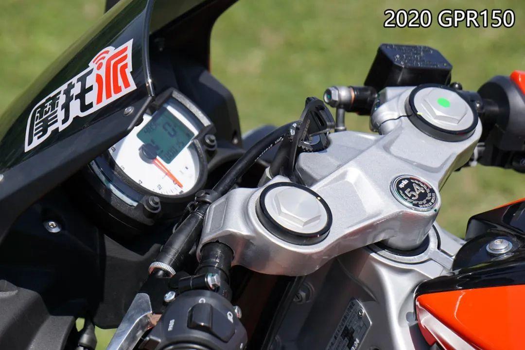 熟悉配方更猛的底料,全方位解读26800元的GPR250R-第11张图片-春风行摩托车之家