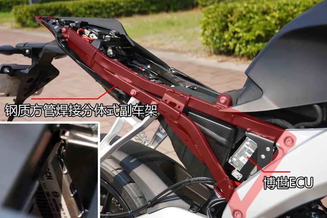 熟悉配方更猛的底料,全方位解读26800元的GPR250R-第22张图片-春风行摩托车之家