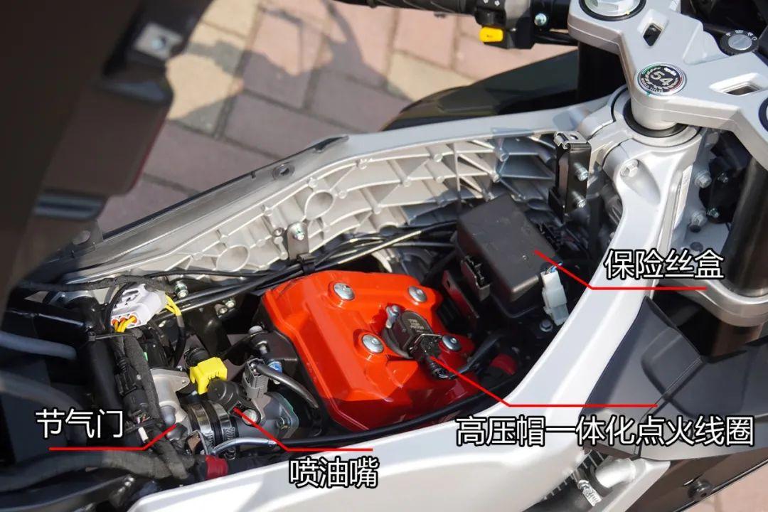 熟悉配方更猛的底料,全方位解读26800元的GPR250R-第25张图片-春风行摩托车之家
