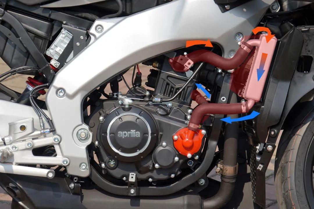 熟悉配方更猛的底料,全方位解读26800元的GPR250R-第28张图片-春风行摩托车之家
