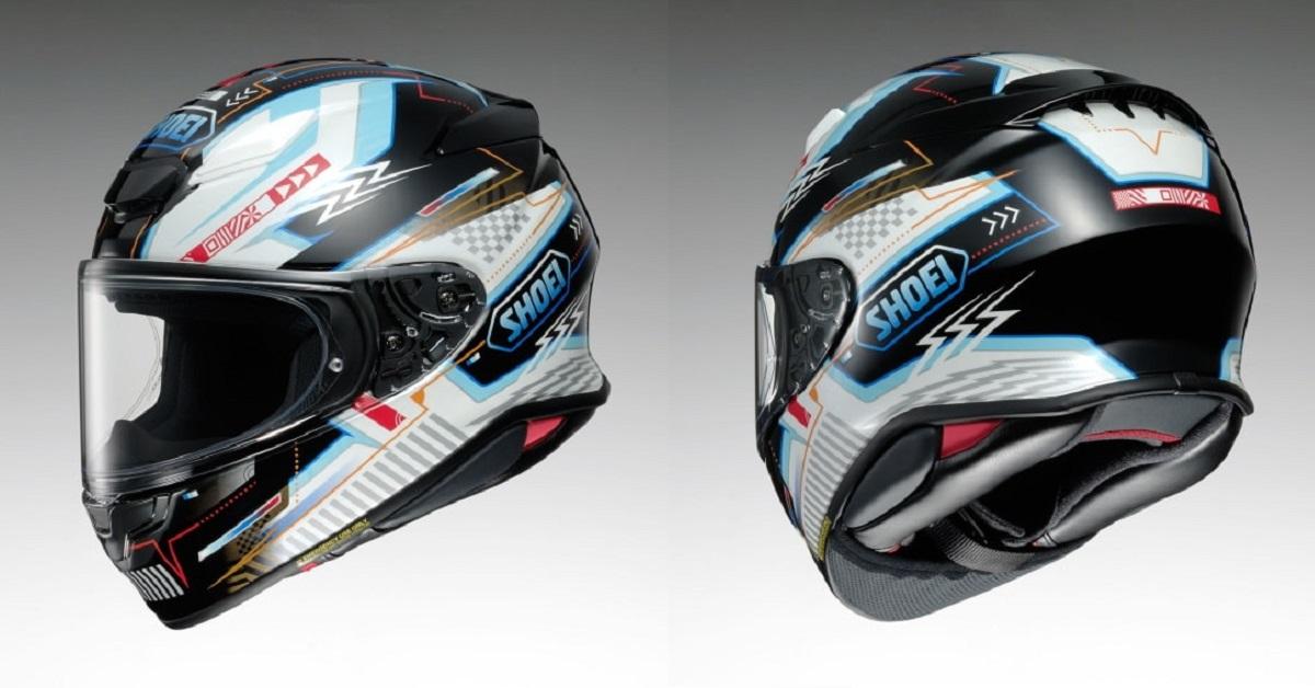 SHOEI推出Z-8限量「ARCANE」彩绘-第1张图片-春风行摩托车之家