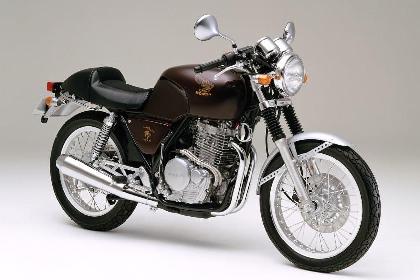 大河英伦风 本田HONDA「GB500TT」-第1张图片-春风行摩托车之家