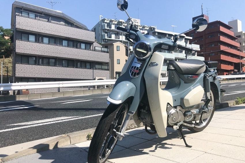 时尚通勤感 本田HONDA「SUPER CUB C125」-第1张图片-春风行摩托车之家