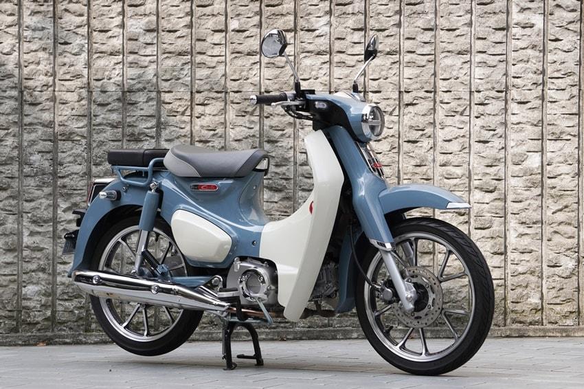 时尚通勤感 本田HONDA「SUPER CUB C125」-第2张图片-春风行摩托车之家