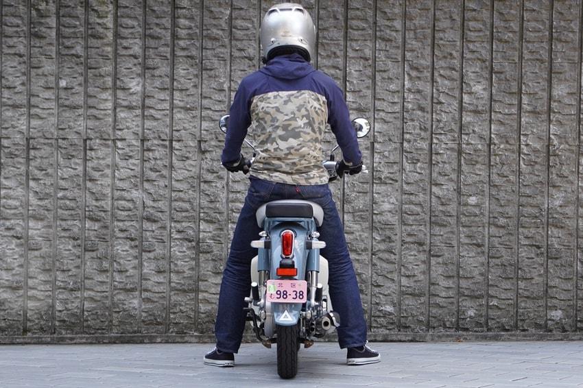 时尚通勤感 本田HONDA「SUPER CUB C125」-第4张图片-春风行摩托车之家