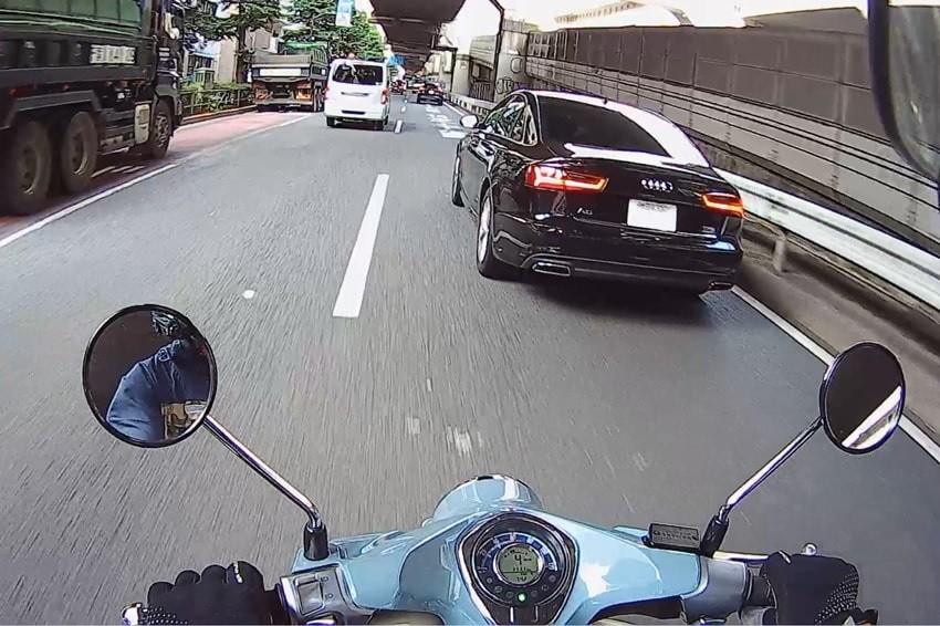 时尚通勤感 本田HONDA「SUPER CUB C125」-第7张图片-春风行摩托车之家