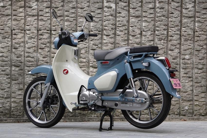 时尚通勤感 本田HONDA「SUPER CUB C125」-第8张图片-春风行摩托车之家