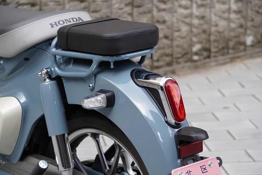 时尚通勤感 本田HONDA「SUPER CUB C125」-第10张图片-春风行摩托车之家