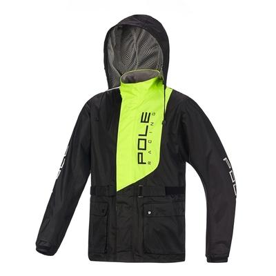 摩托车骑行雨衣 分体单人加厚防水防风雨披,不怕大雨暴雨!图2