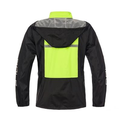 摩托车骑行雨衣 分体单人加厚防水防风雨披,不怕大雨暴雨!图3