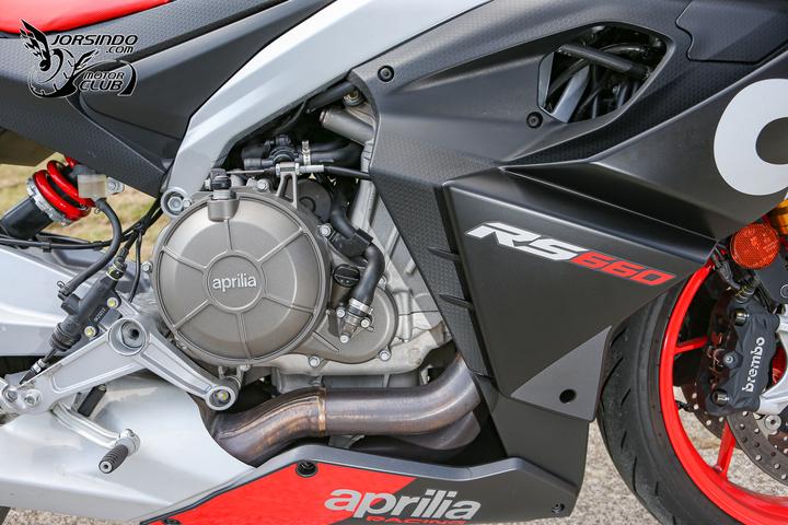 意大利雄狮的中排量超新星!阿普利亚Aprilia「RS660」-第12张图片-春风行摩托车之家