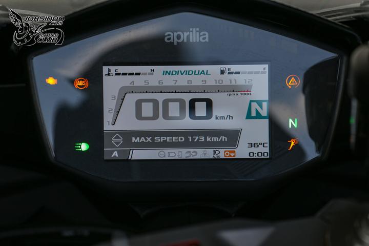 意大利雄狮的中排量超新星!阿普利亚Aprilia「RS660」-第16张图片-春风行摩托车之家