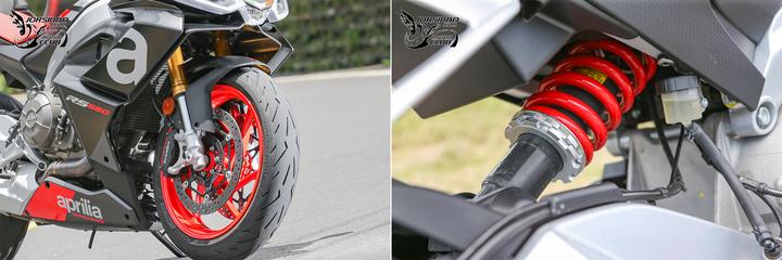 意大利雄狮的中排量超新星!阿普利亚Aprilia「RS660」-第22张图片-春风行摩托车之家
