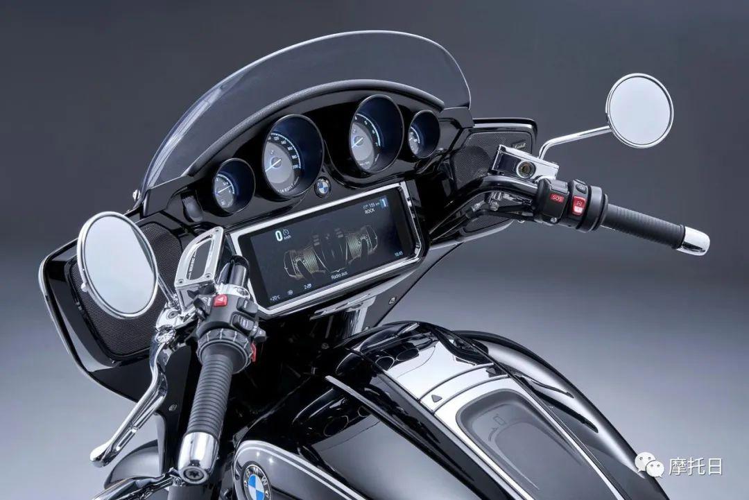 宝马发布R18衍生款Transcontinental,宝马也有大滑翔了-第3张图片-春风行摩托车之家