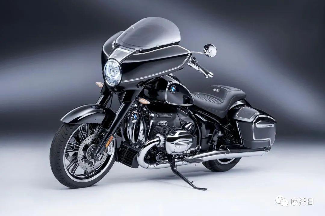 宝马发布R18衍生款Transcontinental,宝马也有大滑翔了-第2张图片-春风行摩托车之家
