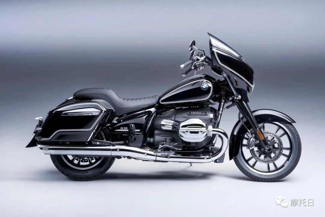 宝马发布R18衍生款Transcontinental,宝马也有大滑翔了-第7张图片-春风行摩托车之家