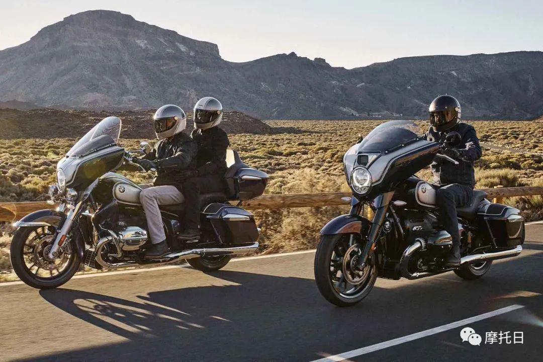 宝马发布R18衍生款Transcontinental,宝马也有大滑翔了-第8张图片-春风行摩托车之家