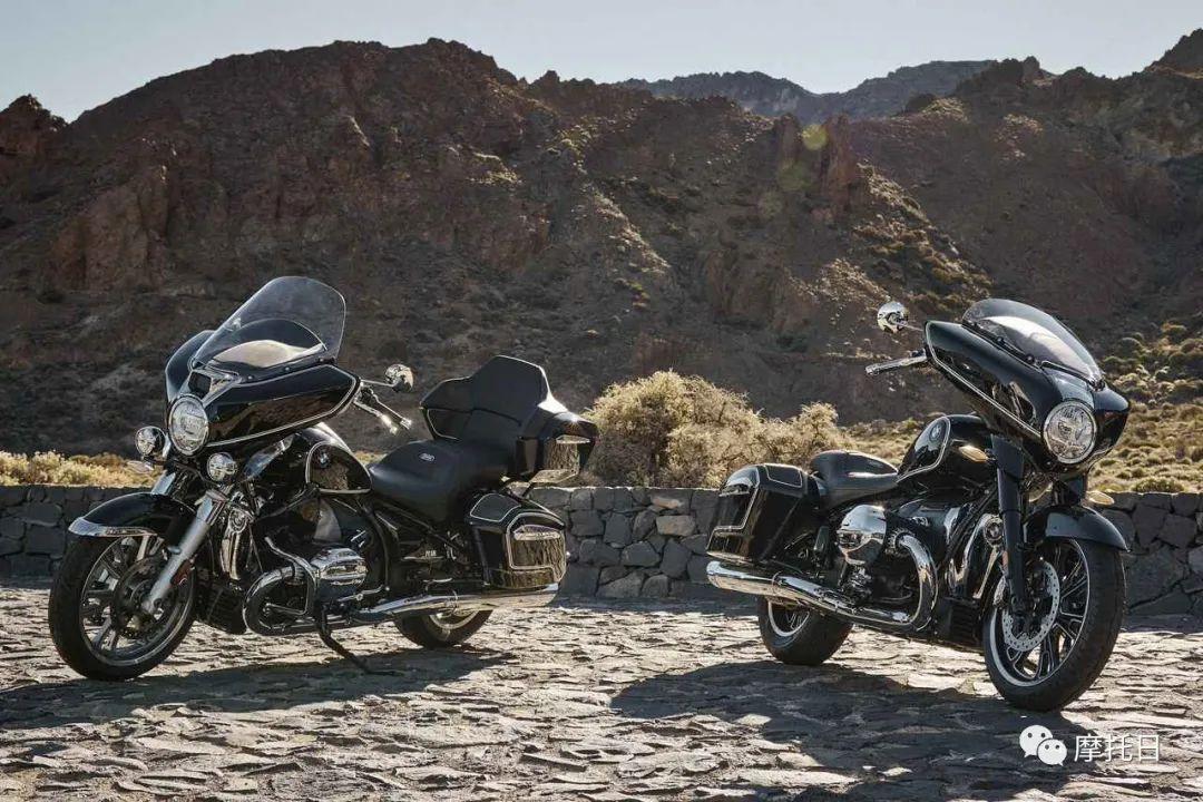 宝马发布R18衍生款Transcontinental,宝马也有大滑翔了-第9张图片-春风行摩托车之家