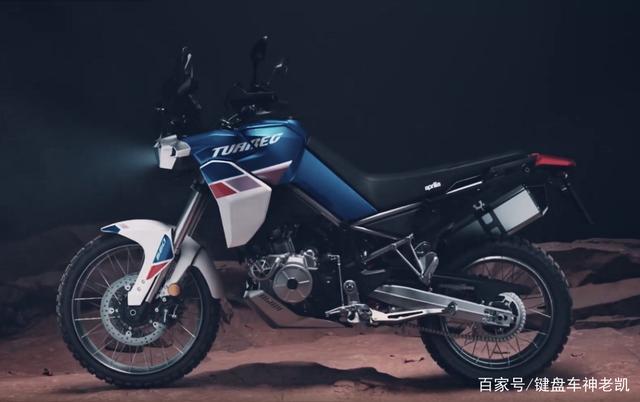 阿普利亚全新拉力Tuareg 660曝光,硬核设定竞争中量级ADV市场-第2张图片-春风行摩托车之家