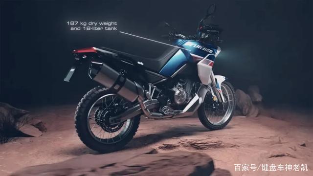 阿普利亚全新拉力Tuareg 660曝光,硬核设定竞争中量级ADV市场-第5张图片-春风行摩托车之家