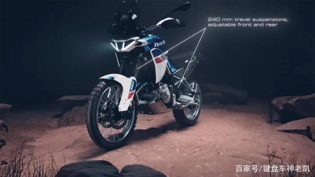 阿普利亚全新拉力Tuareg 660曝光,硬核设定竞争中量级ADV市场-第4张图片-春风行摩托车之家