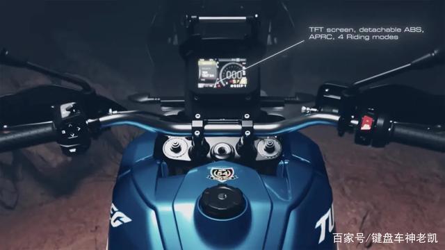 阿普利亚全新拉力Tuareg 660曝光,硬核设定竞争中量级ADV市场-第8张图片-春风行摩托车之家