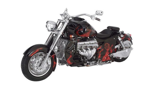什么摩托车最吸引眼球?-第2张图片-春风行摩托车之家