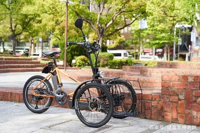 川崎倒三轮新车来了,奇思妙想的创意让人意想不到-第5张图片-春风行摩托车之家