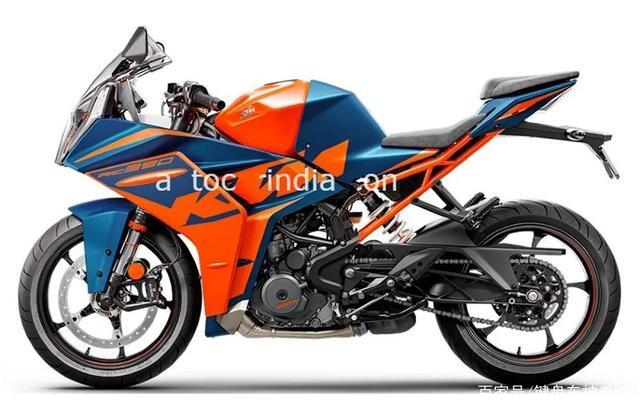 神秘的新款KTM RC390终于来了,官图遭意外泄露,耳目一新大改款-第6张图片-春风行摩托车之家