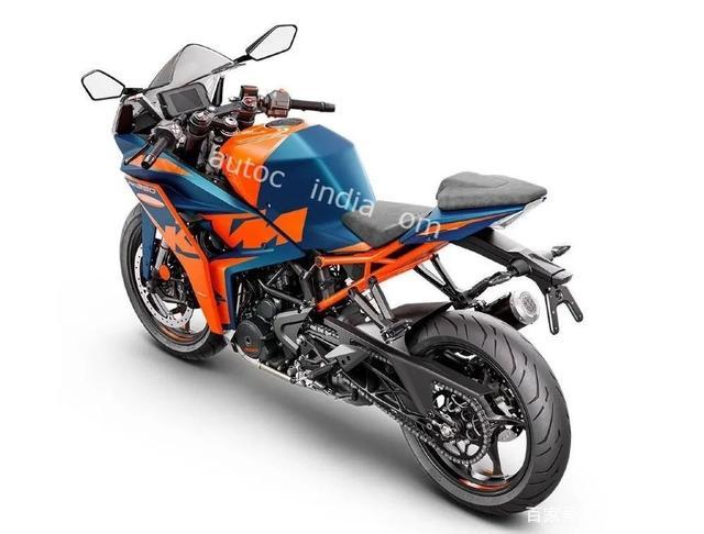 神秘的新款KTM RC390终于来了,官图遭意外泄露,耳目一新大改款-第5张图片-春风行摩托车之家
