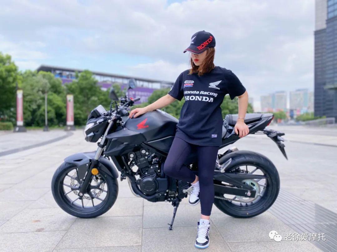 本田中排车型 - CB400F 入门级街车 实车介绍!-第5张图片-春风行摩托车之家