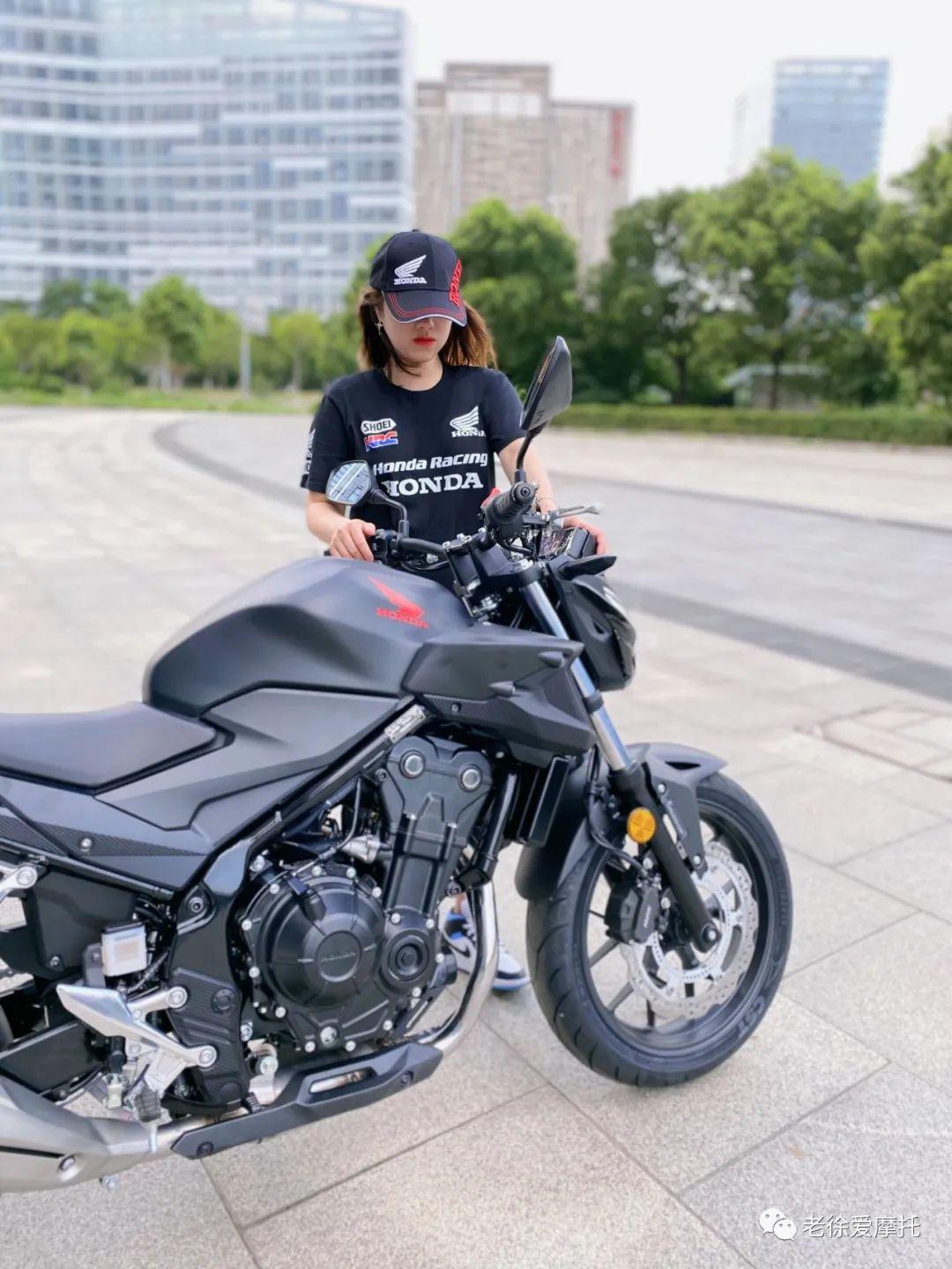本田中排车型 - CB400F 入门级街车 实车介绍!-第9张图片-春风行摩托车之家