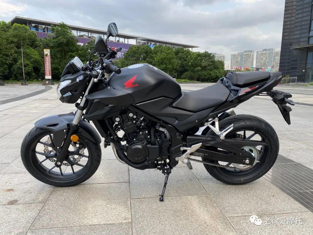 本田中排车型 - CB400F 入门级街车 实车介绍!-第14张图片-春风行摩托车之家