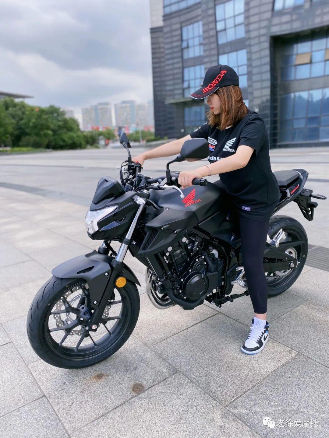 本田中排车型 - CB400F 入门级街车 实车介绍!-第8张图片-春风行摩托车之家