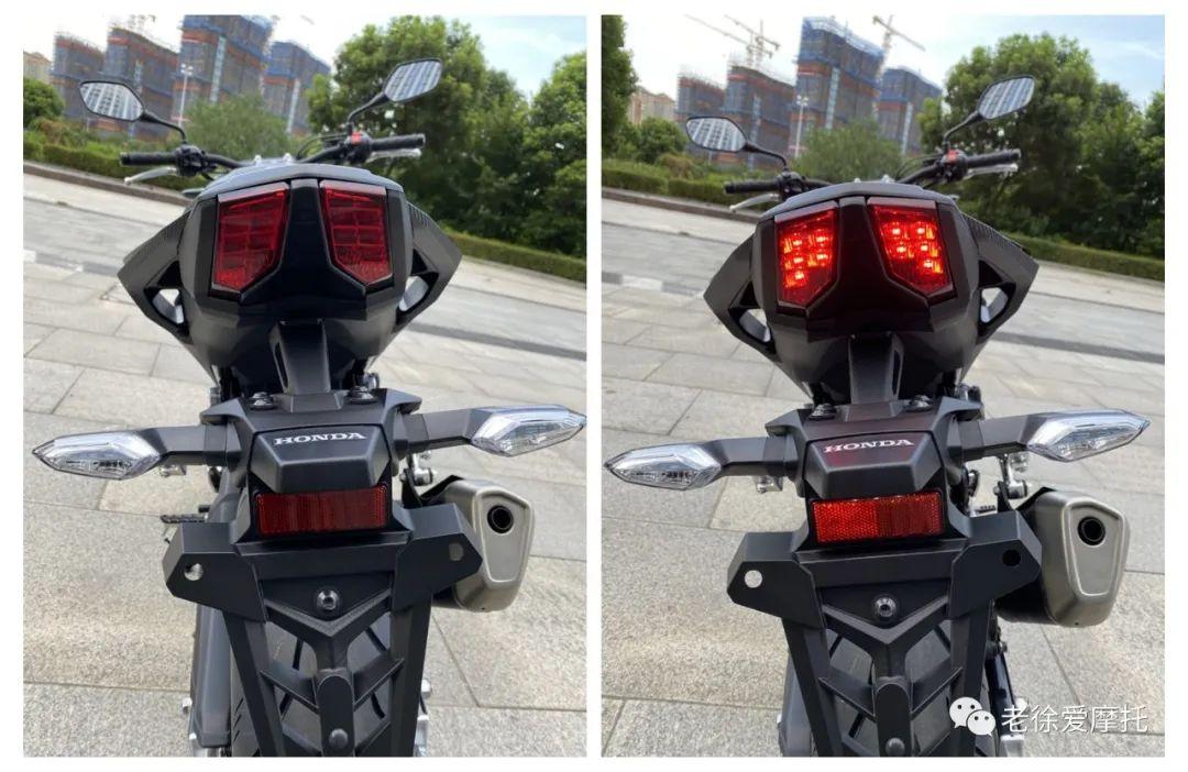本田中排车型 - CB400F 入门级街车 实车介绍!-第19张图片-春风行摩托车之家