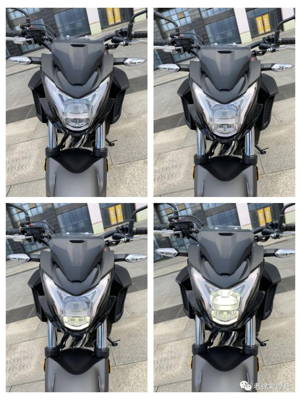 本田中排车型 - CB400F 入门级街车 实车介绍!-第17张图片-春风行摩托车之家