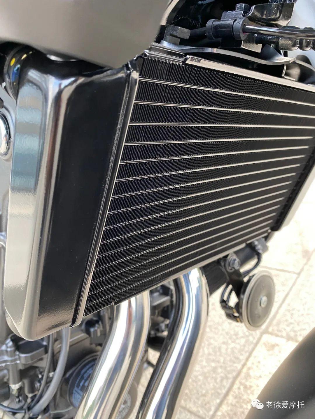 本田中排车型 - CB400F 入门级街车 实车介绍!-第27张图片-春风行摩托车之家
