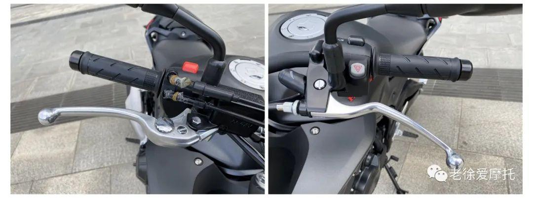 本田中排车型 - CB400F 入门级街车 实车介绍!-第38张图片-春风行摩托车之家