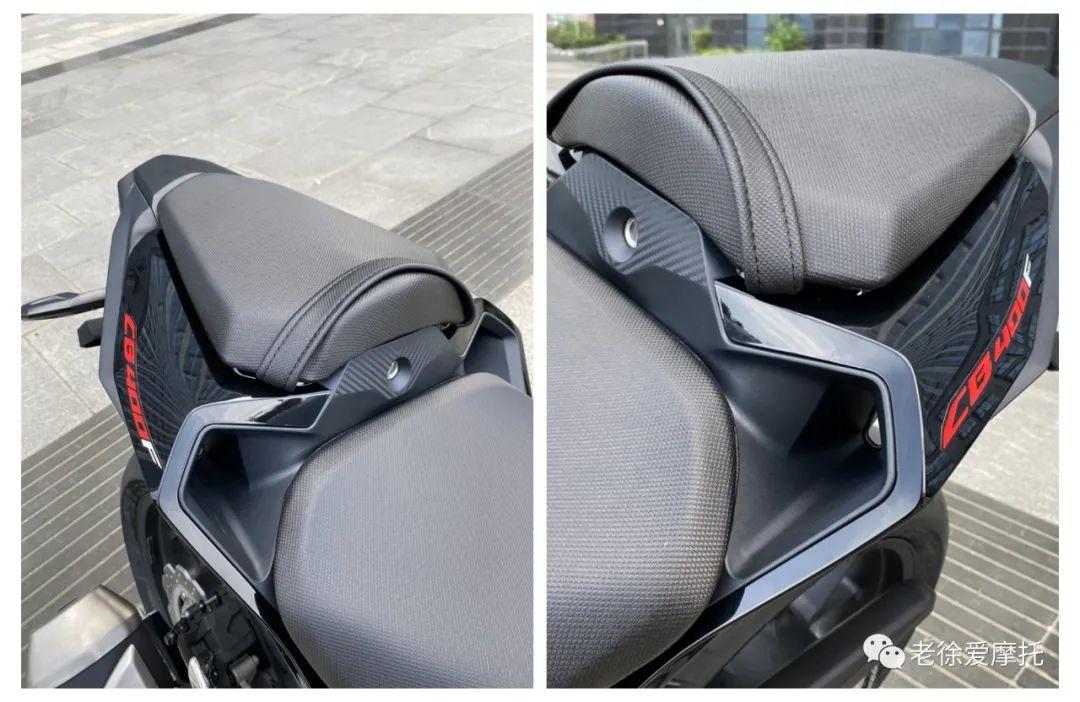 本田中排车型 - CB400F 入门级街车 实车介绍!-第43张图片-春风行摩托车之家