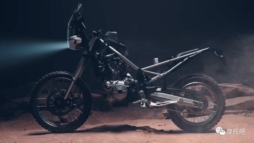 """玩野的!""""硬茬子""""阿普利亚660ADV发布!-第6张图片-春风行摩托车之家"""