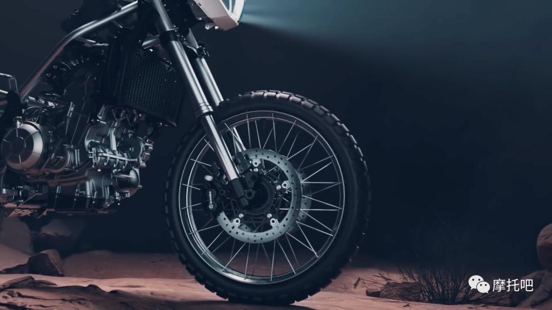 """玩野的!""""硬茬子""""阿普利亚660ADV发布!-第8张图片-春风行摩托车之家"""