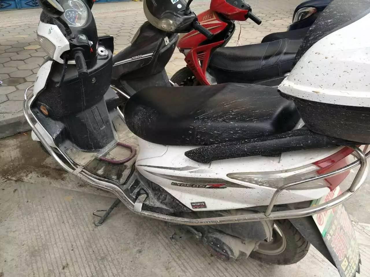 摩托车(踏板摩托车)泡水后处理指南
