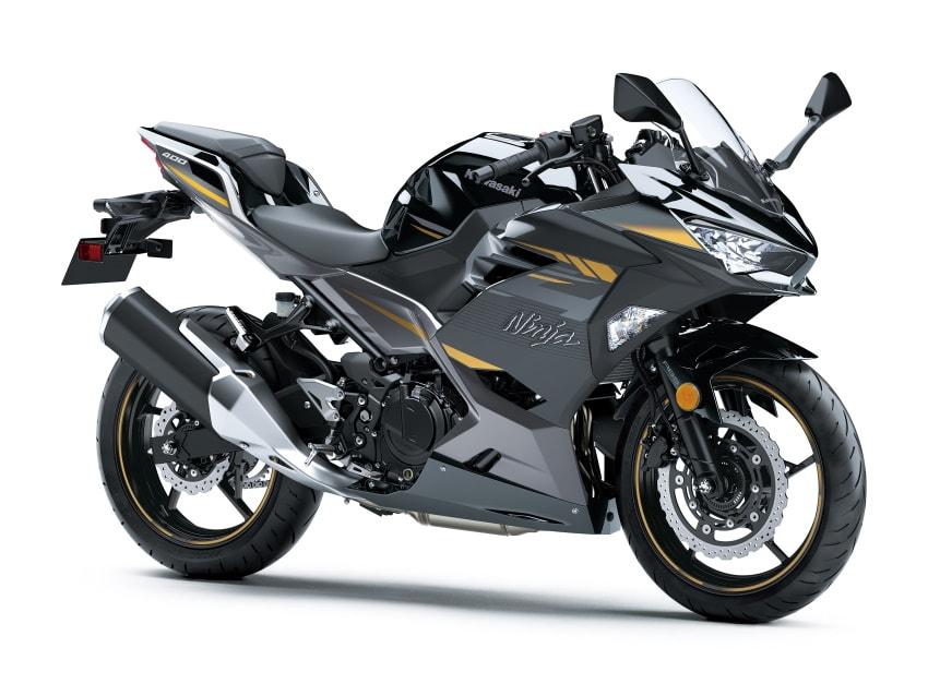 跨越界限 川崎KAWASAKI 2022年式「Ninja 400」新色上阵-第8张图片-春风行摩托车之家
