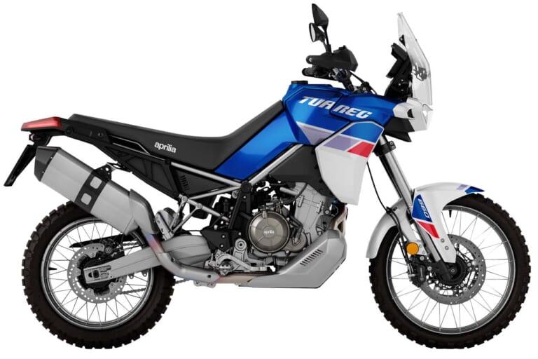 意大利冒险新兵!阿普利亚Aprilia「TUAREG 660」报到-第2张图片-春风行摩托车之家