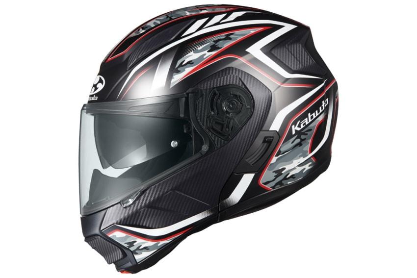OGK推出RYUKI揭面盔首款彩绘「ENERGY」-第2张图片-春风行摩托车之家