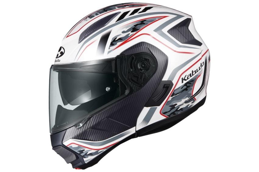 OGK推出RYUKI揭面盔首款彩绘「ENERGY」-第4张图片-春风行摩托车之家