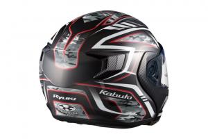 OGK推出RYUKI揭面盔首款彩绘「ENERGY」-第5张图片-春风行摩托车之家
