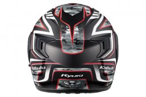 OGK推出RYUKI揭面盔首款彩绘「ENERGY」-第6张图片-春风行摩托车之家